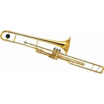 Ritmus : Ny Ny-tb200p : Trombone De Pisto Em Sib Laqueado
