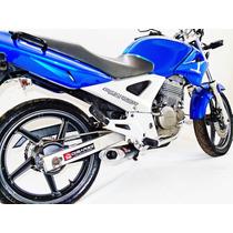 Escape Disarsz Modelo R Para Honda Cbx 250 Twister