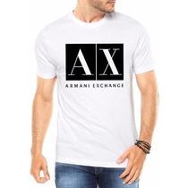 Camiseta Camisa Blusa Armani Dudali Osklen Oakley Reserva Dc