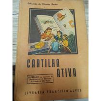Cartilha Ativa Sebastião De Oliveira Rocha 1944