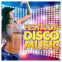 Cd Festa Da Disco Music