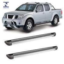 Acessórios Nissan Frontier Estribo Plataforma Alumínio