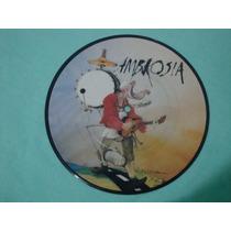 Cp Picture Disc Ambrosia Importado Inglês 45 Rpm Novo 1982
