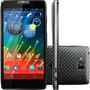 Motorola Razr Hd Xt925 Preto 8mp 4g Dual Core Nacional Nf-e