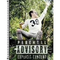 Caderno Personalizado Niall Horan - One Direction 1 Matéria