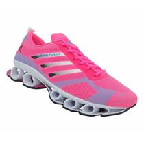 Tênis Feminino Adidas Flyknit Bounce