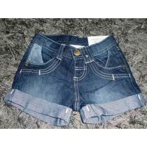 Short Jeans Marisol Tam 2
