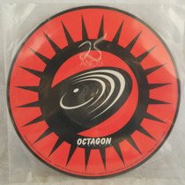 Lp - Disco De Vinil - Octagon Cymbals Picture Disc