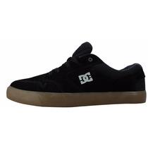 Tênis Dc Shoes Masculino Feminino Original Preto Marrom Novo