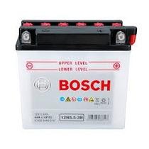 Bateria De Moto Bosch Yamaha Ybr 125 Es/ed/k 2000 Até 2013