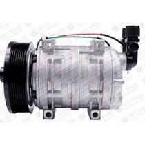 Compressor Tm21 Hpad 24 Volts Polia 8pk - Novo Frete Grátis