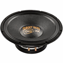 Woofer Eros 18 Pol Target Bass 3.0k - 1500w Rms / 4 Ohms