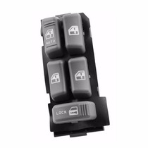 Interruptor Vidro Eletrico S10 Cabine Dupla Blazer 15151362