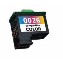 Cartucho Compativel Lexmark 10n1190 (26 / 27) Novo - 11ml