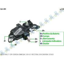 Regulador Voltagem Gm Astra Sedan 2.0 04/04 - Gauss