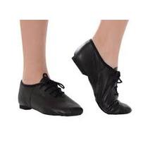 Sapato Jazz Dança Sapatilha Oxford Bota Jazz