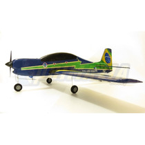 Kit Aeromodelo Tucano Montado Com Motor Servos Esc Helice