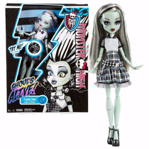Monster High - Frankie Stein - Eletrônica - Mattel