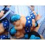 100 Bebê Bumbum Lembranças Nascimento Ou Chá De Bebê