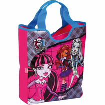 Bolsa Shopping Bag Monster High 14y01 Tote Sestini