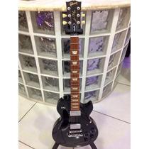 Guitarra Gibson Les Paul Studio Chrome Ebony Usa