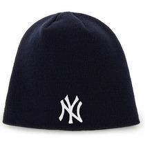 Boné Gorro Touca Hip Hop Ny Yankees - Beanie Pronta Entrega
