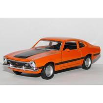 Miniatura Carro Metal Classicos Nacionais - Maverick Gt 1974