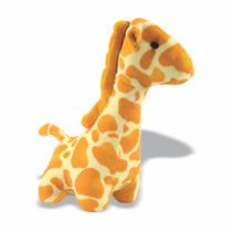 Pelúcia Girafinha Lembrancinha - Safari Cx Master - 25 Un