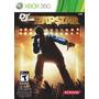 Jogo Def Jam Rapstar Original Para Xbox 360 + Brinde