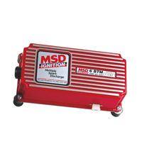 Modulo Iginição Amplificada Msd 6-btm 6462 Turbo Supercharge