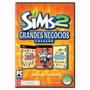 Jogo The Sims 2: Grandes Negócios Pc