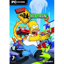 Jogo The Simpsons Hit E Run