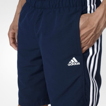 Shorts Adidas Bermuda Chelseal Bolsos Laterais Clima Tenis