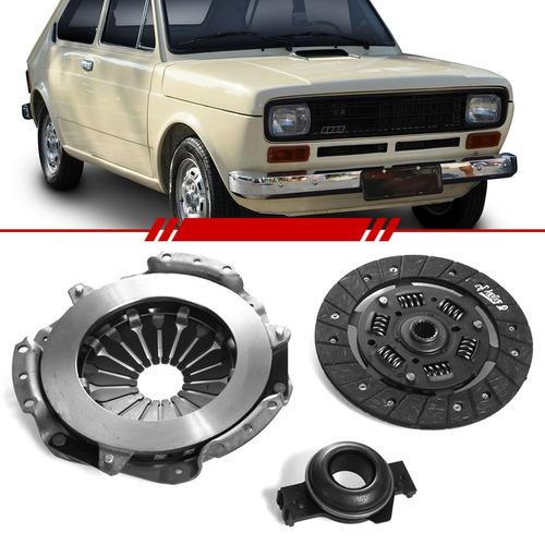 Kit Embreagem Fiat 147 Elba Fiorino Prêmio 98 A 76 Uno 08 - 88