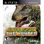 Jogo Lacrado Dinossauro Jurassic The Hunted Playstation Ps3