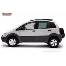 Engate Reboque Fiat Idea Adventure Até 2009 Tração 500kg