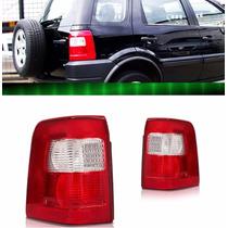 Lanterna Traseira Ford Ecosport 2004 05 06 07 Bicolor