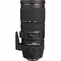 Sigma 70-200mm F/2.8 Ex Dg Apo Os Hsm Para Nikon