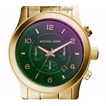 Relógio Michael Kors Mk8407 - Caixa + Manual - 100% Original