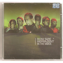 Cd Roni Size - Represent In The Mode ( Frete Gratis )