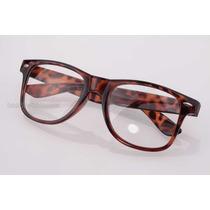 Armacao De Oculos Grau Leitura Wayfare Oncinha Leopardo