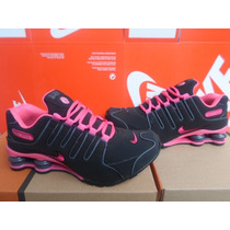 Tênis Nike Shox Nz Feminino 4 Molas Super Fashion Compre Seu