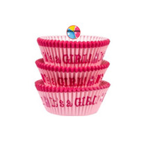 75 Forminhas De Cupcake Varias Cores E Temas! Por Encomenda!
