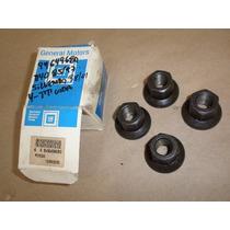 Porca Roda D40 85/97 Silverado 98/01 Origin 4 Pç Gm 94649680