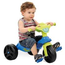 Triciclo 3 Rodas Bicicleta Infantil Menino Bandeirante