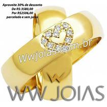 Oferta Mês Das Noivas Ww Joias N°21