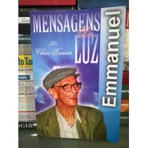 Livro Mensagens De Luz - Chico Xavier