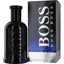 Perfume Hugo Boss Bottled Night 200 Ml