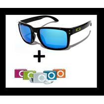Oculos Masculino Holbrook + Brinde Top Original