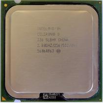 Processador Intel Celeron D 336 2.8ghz 256k 533mhz